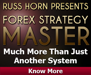 Russ Horn: Free Forex Trading Strategy (Levelator Method)